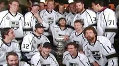 LA Kings Stanley Cup Champions!