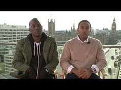 Fast & Furious 6: Tyrese Gibson & Ludacris Junket Interview --  -- http://wtch.it/m7vf1