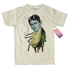 Franz Kafka T shirt Artwork