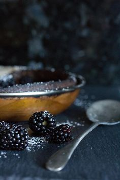 Dark Chocolate Dutch Baby