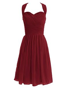 Diyouth Beauty Short Chiffon Strapless Bridesmaid Dress Burgundy Size 2 Diyouth http://www.amazon.com/dp/B00LQMR8AQ/ref=cm_sw_r_pi_dp_RPjXtb0R8EHRMTC3