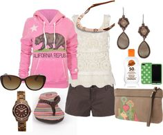 THE BEACH IS CALLING!!!, created by tjstyle on Polyvore