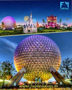 Disney World is a truly magical place, making it one of the most popular holiday destinations in the world. However, there is nothing magical about what it costs to plan a trip here. Fortunately, there are many ways to make a Disney visit much more affordable. Here's the ultimate guide to planning a cheap Disney World vacation! Disney Resorts, Hotels And Resorts, Mystery Hotel, Popular Holiday Destinations, Disney World Vacation Planning, Uber Ride, Disney Dining Plan, Domestic Flights, Disney Springs