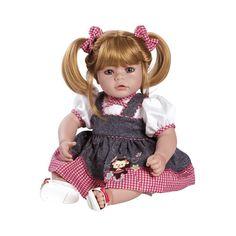 Shimmer Shine Adora Doll 20'' Sandy Blonde Hair Blue Eyes | eBay