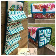 Rollie Pollie Organizer Sewing Pattern | cozy nest design