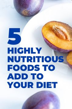 You might be surprised to know that many nutritious foods are often overlooked. You might consider them as unpopular, even boring, but by including them in your diet, you can take advantage of their unique nutritional benefits. And you might even discover you enjoy them! Here, I will share five very nutritious foods that may seem ordinary but are actually extraordinary. Registered Dietitian, What You Eat, Nutritious Meals, Eat Healthy, Superfoods, Benefit, Healthy Lifestyle, Nutrition, Fruit