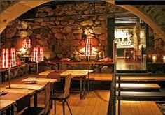 A cave Bistro how cool! South Tyrol, Italy Travel, Cool Stuff, Design, Home Decor, Google, Style, Image, Europe