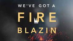 Fireblazin' by Capital Kings --- MY FAVORITE SONG!!!!!!!!! (fine...ONE of my favorites ;) )
