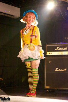Summer-themed Harajuku Fashion Party