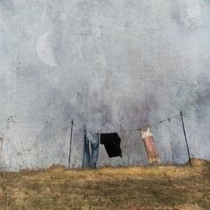 These charming images are by Wisconsin photographer Jamie Heiden . To see more of her work go to her website . Abstract Landscape, Landscape Paintings, Abstract Art, Acrylic Paintings, Encaustic Art, Time Photo, Painting Inspiration, Painting & Drawing, Art Photography