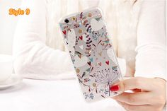 Best Laser Painting Pattern iPhone 6 And 6 Plus Cases IPS611_36