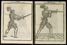https://flic.kr/p/53iCJt | L'arte de l'Armi by Achille Marozzo, 1536 f…