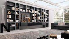 book shelves modern - Google Search