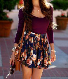 Summer outfit / conjunto para el verano. #Moda, #Fashion, #Summerdress