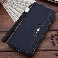 Design Leather Men Wallets