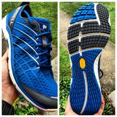 Merrell Bare Access 2.  I have these in black, and they are so comfortable!