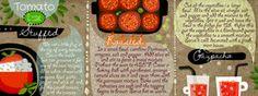 Tomato and Friends by Gergana Yotova on TDAC