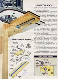 #1686 Mortising Jig Plans - Joinery