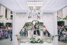 Pernikahan Outdoor Cantik ala Arwin dan Gina di Museum Bank Indonesia - Photo Aug 05, 5 58 10 PM