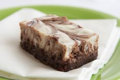 Watch our video to learn how our delectable Cheesecake Brownies are a Healthy Living dessert. They're so good, you'll want to come back for more!