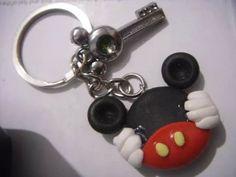 Llavero Mickey Mouse
