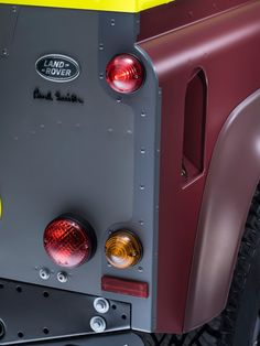 British stylist Sir Paul Smith has collaborated with Land Rover to create a bespoke Defender that was unveiled on March 20 on the stylist's retailer at No. 9 Albemarle Road in Mayfair. The Land Rover[. Landrover Defender, Land Rover Defender 110, Defender 90, Land Rovers, Paul Smith, Land Rover Off Road, Vinyl Wrap Car, Mayfair, Automobile