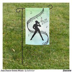 Jazz Dance Green Music Garden Flag Music Garden, Pink Music, Dance All Day, Best Yet, Jazz Dance, Dance Photos, Garden Flags, First Love, Seasons
