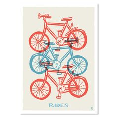 Rides - illustrated by local Cape Town graphic artist, Kronk Tech Accessories, Fashion Accessories, Typography Poster, Handmade Design, Best Brand, Artsy Fartsy, Illustration Art, Design Inspiration, Artist
