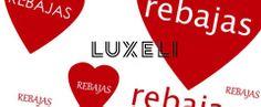 últimos días de #Rebajas en Luxeli! #Decuentos de más del 50% en algunos artículos. www.luxeli.com