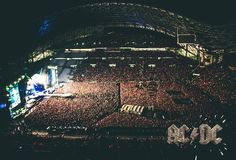 Were you here in Marseille tonight? #RockOrBust  Photo by Katarina Benzova by acdc