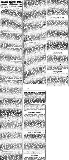 Wednesday 23 June 1926 The link to this article is  http://trove.nla.gov.au/ndp/del/article/60940284?searchTerm=%22granville%22+maryborough+qld&searchLimits=l-category%3DArticle