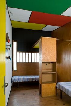 Fondation Le Corbusier - Réalisations - Unités de camping