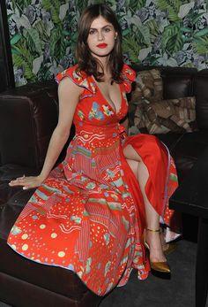 Alexandra Daddario Sexy And Hot Celebrities Percy Jackson, Beautiful Celebrities, Beautiful Actresses, Alexandra Anna Daddario, Non Blondes, Annabeth Chase, Looks Style, Woman Crush, Sensual