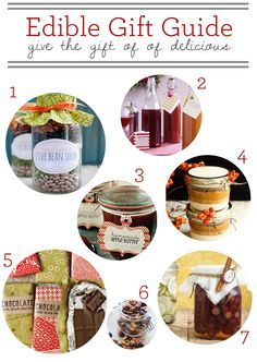 Create the best gifts this year by making it homemade! Homemade Christmas Gifts, Homemade Gifts, Holiday Gifts, Hostess Gifts, Diy Cadeau, Diy Presents, Edible Gifts, Mason Jar Crafts, Mason Jars