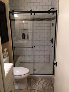 Whether you are completing a full bathroom remodel or just looking for a great stand-alone weekend project, Delta has a shower door for you. Create your own unique shower door to fit your personal… White Trim, Ideas Hogar, Lazy Susan, Modern Bathroom, Bathroom Ideas, Bathroom Trends, Master Bathrooms, Bathroom Designs, Beautiful Bathrooms