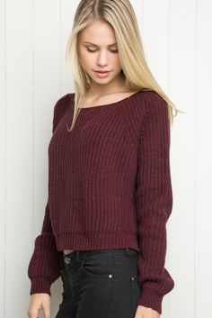 Brandy ♥ Melville | Gwen Sweater - Pullovers - Sweaters - Clothing