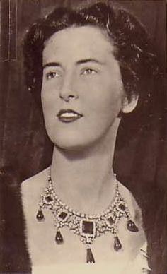 The Princess Margherita Isabella of Savoy-Aosta (b. 1930). She is a daughter of The Prince Amedeo The 3rd Duke of Aosta and his wife, The Princess Anne Hélène of Orléans. She was The Archduchess of Austria-Este (1953-1996) as the wife of The Archduke Robert. Her children are The Archdukes Lorenz, Gerhard, and Martin, and the Archduchesses Maria and Isabella.