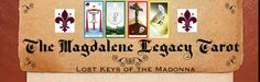 The Magdalene Legacy Tarot - Lost Keys of the Madonna
