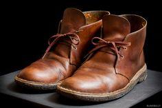 Clarks Desert Boot w Saddle Soap 4