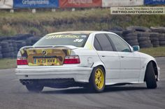BMW E36 Drift Car N129MMW