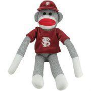 Florida State Seminoles (FSU) 20'' Uniform Sock Monkey