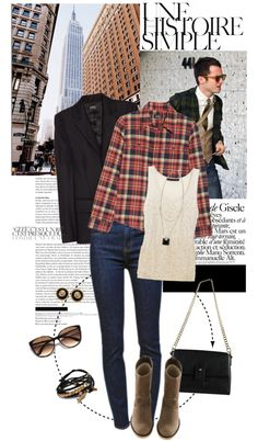 """""""simple fall"""" by cutandpaste on Polyvore"""