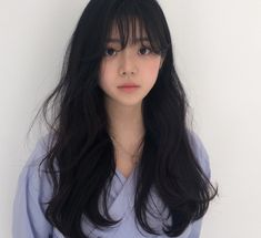 52 Flawless Haircut Ideas To Beautify All Face Shapes haircut hairstyle face women remember org is part of Ulzzang hair - Pelo Ulzzang, Mode Ulzzang, Hair Inspo, Hair Inspiration, Haircut For Face Shape, Korean Haircut, Grunge Hair, Soft Grunge, Hairstyles Haircuts