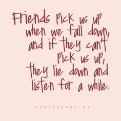 just listen..