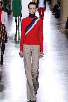 Jonathan Saunders Fall 2015 Ready-to-Wear Fashion Show - Anna Grostina