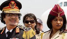 """الحارسة الشخصية للقذافي: """"الناتو"""" نقله قبل القصف ومن قُتل ليس العقيد"""