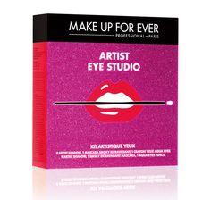 Regali di Natale 2015 Make Up For Ever Artist Eye Studio