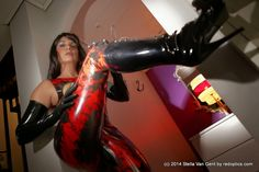 Lackiere mein Boot mit Latex