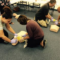 CPR/AED for Professional Rescuers and Health Care Providers Certification Class