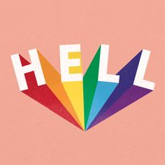 Hell by Monge Quentin